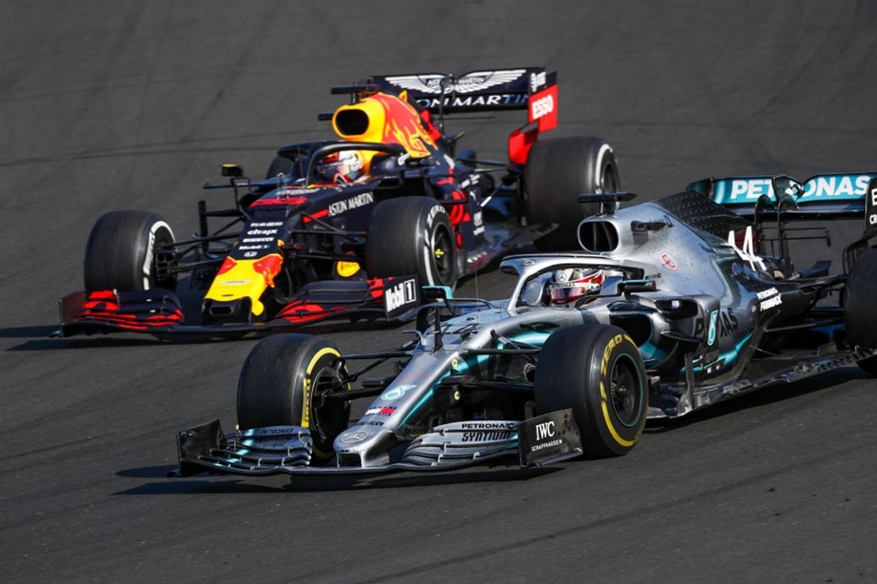 マクラーレン 「レッドブル・ホンダF1はメルセデスを追い詰める」