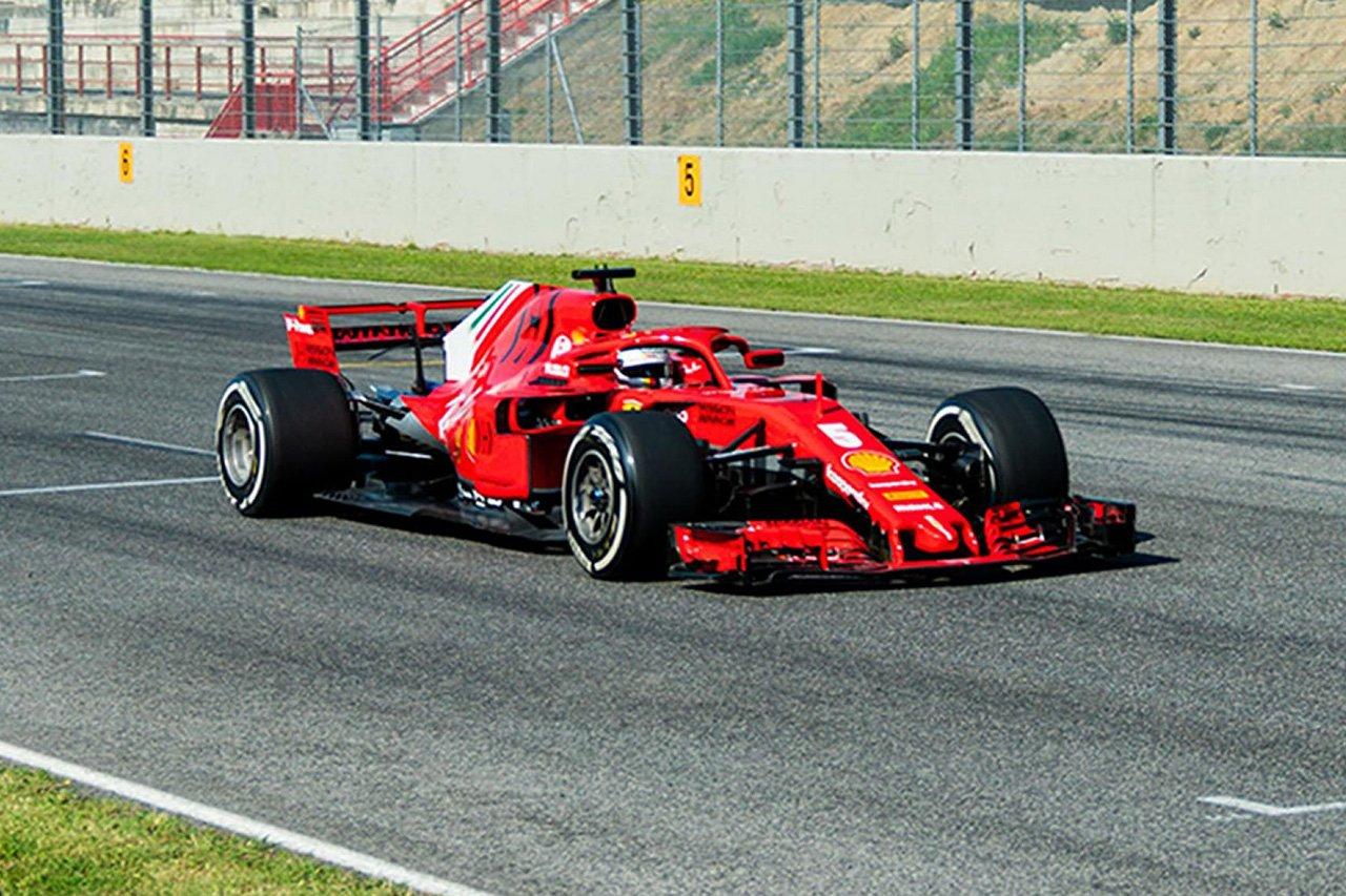 【画像】 フェラーリF1 ムジェロ・テスト フォトギャラリー