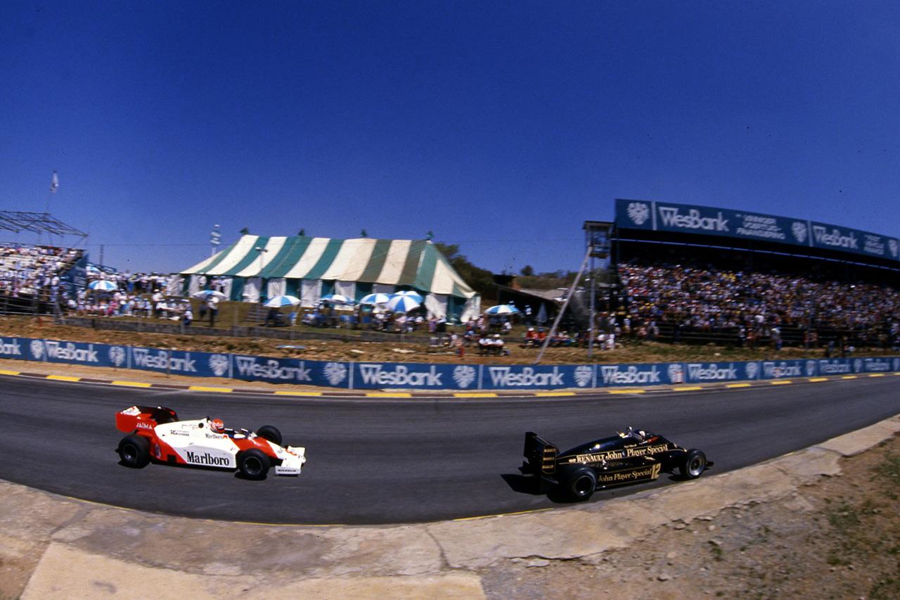 ルイス・ハミルトン 「F1はアフリカでの開催を検討するべき」