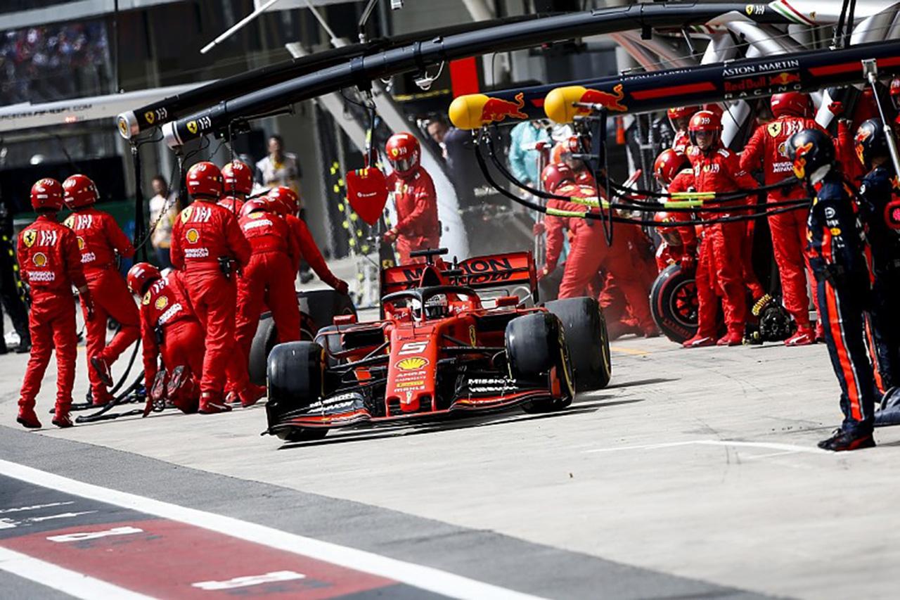 フェラーリF1 「新型コロナ対策でピットストップが遅くなることはない」
