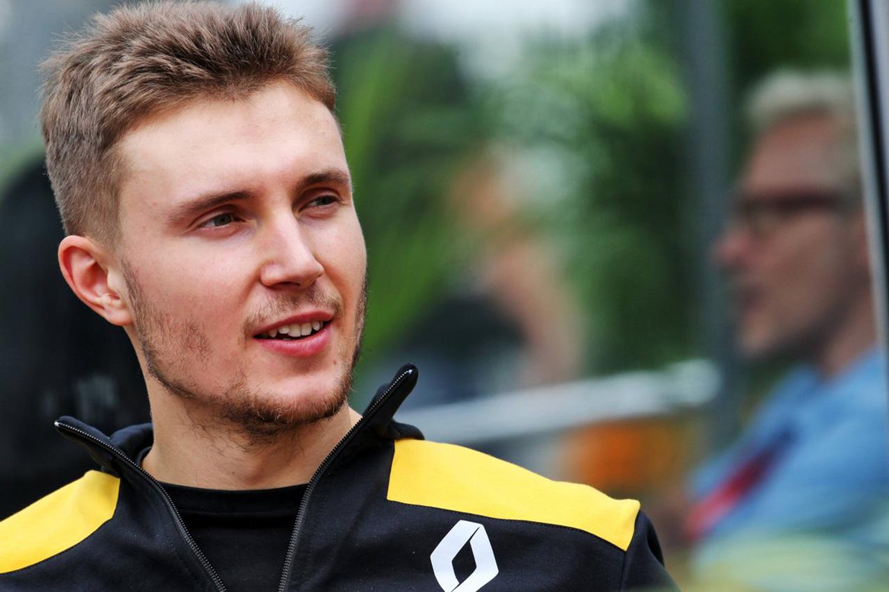 ルノーF1、セルゲイ・シロトキンを2020年のリザーブドライバーに起用