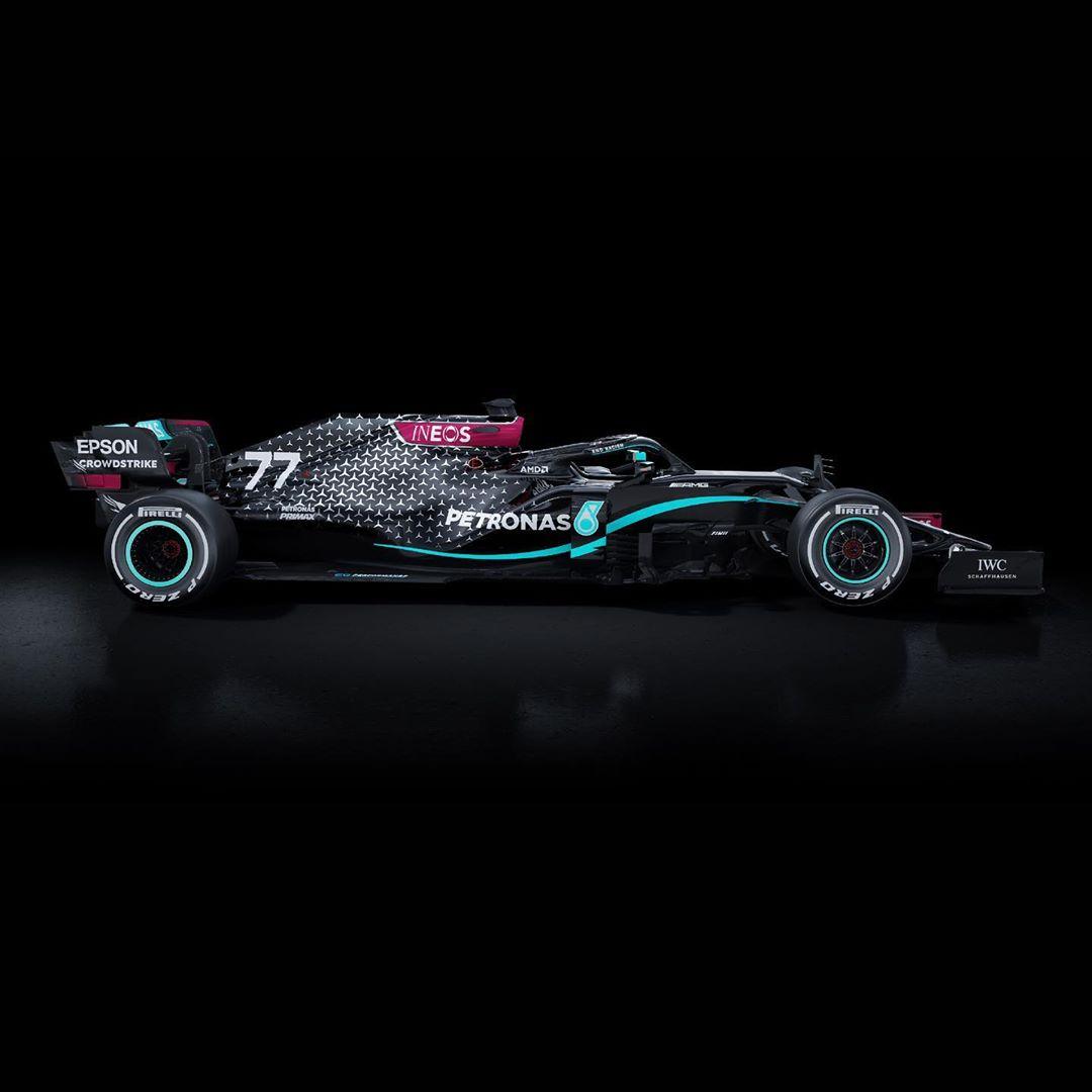 Mercedes W11 Black Arrow