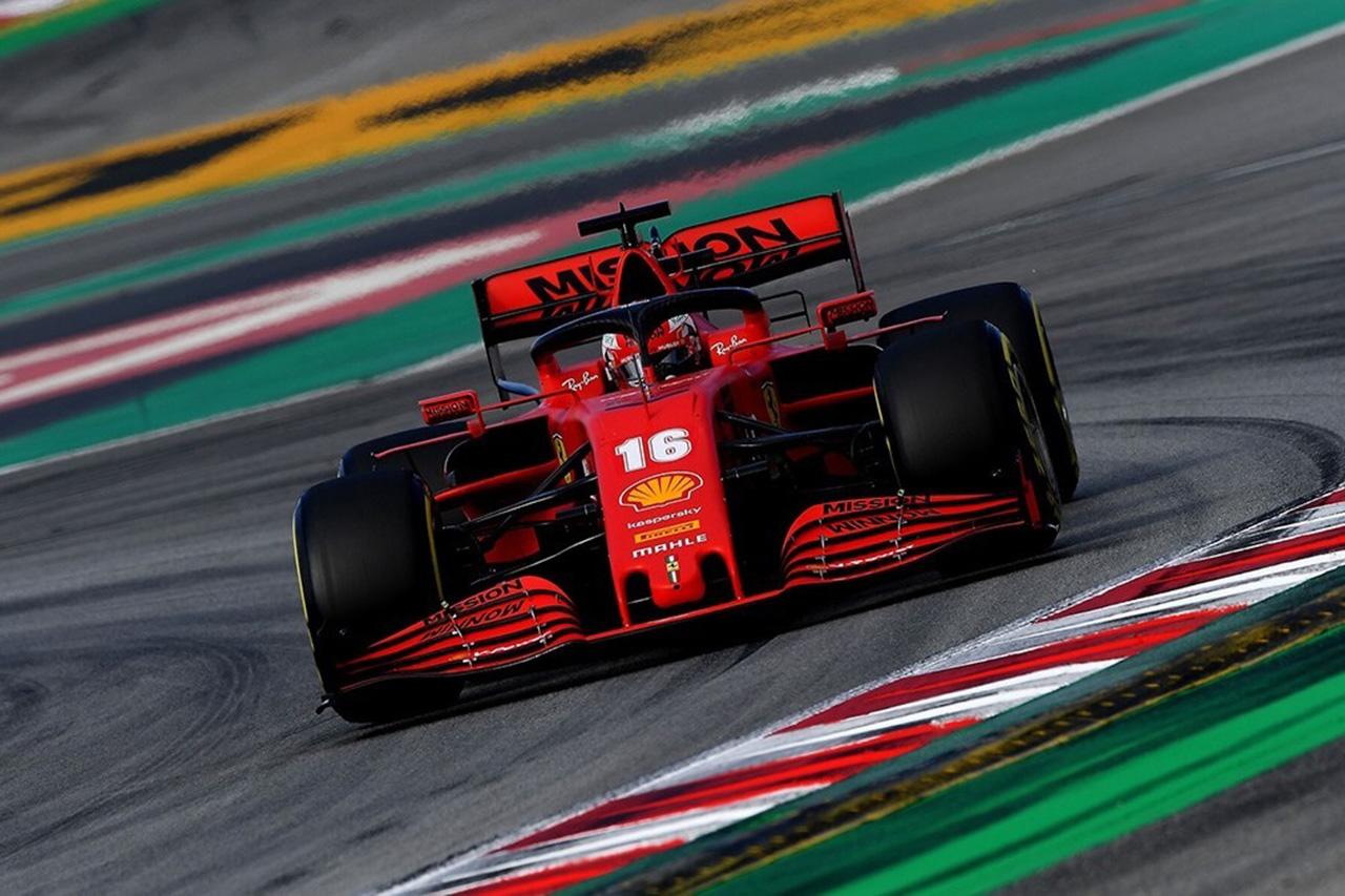 フェラーリF1、大幅アップグレートはF1ハンガリーGPで投入