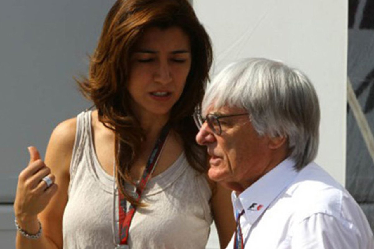 F1:バーニー・エクレストン(89歳)に第4子となる男の子が誕生