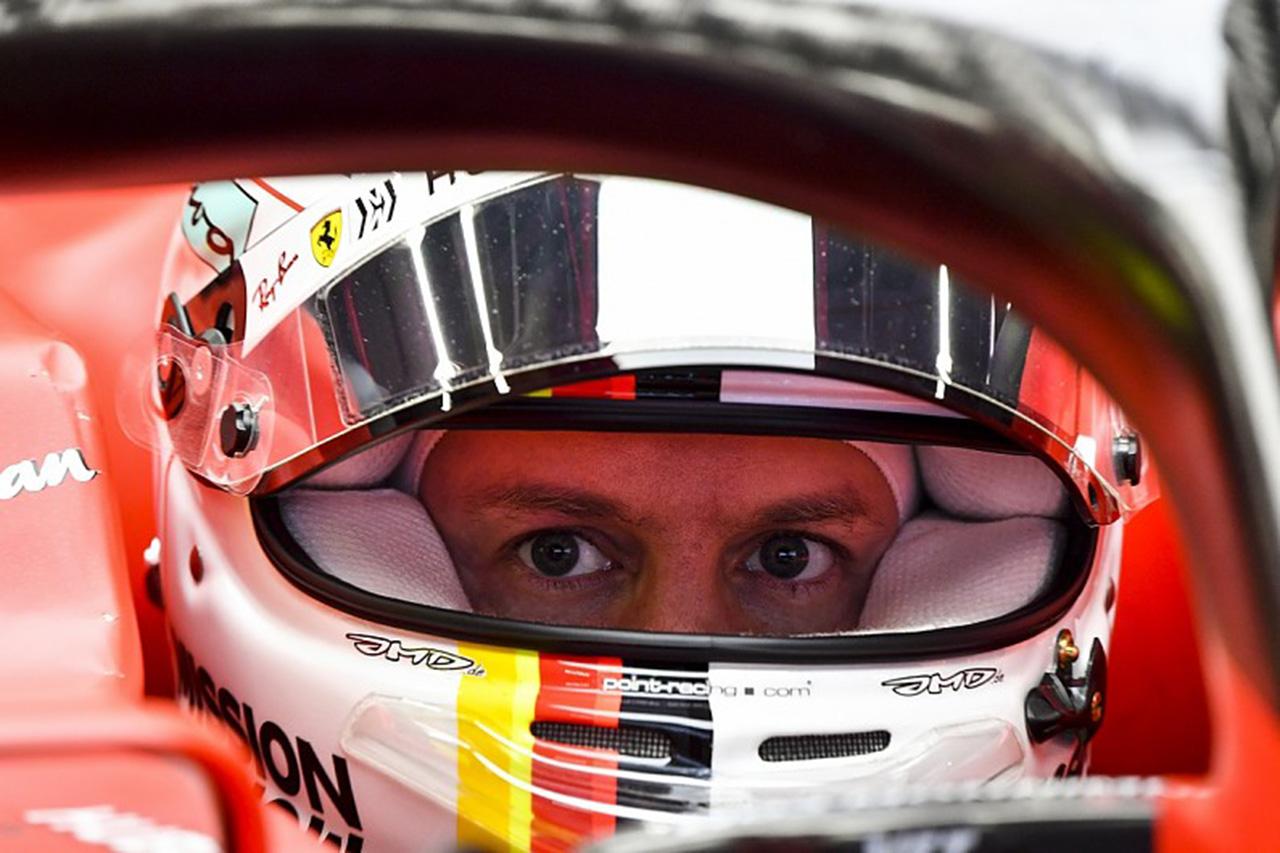 フェラーリF1離脱を決意したセバスチャン・ベッテルの戦いぶりに期待