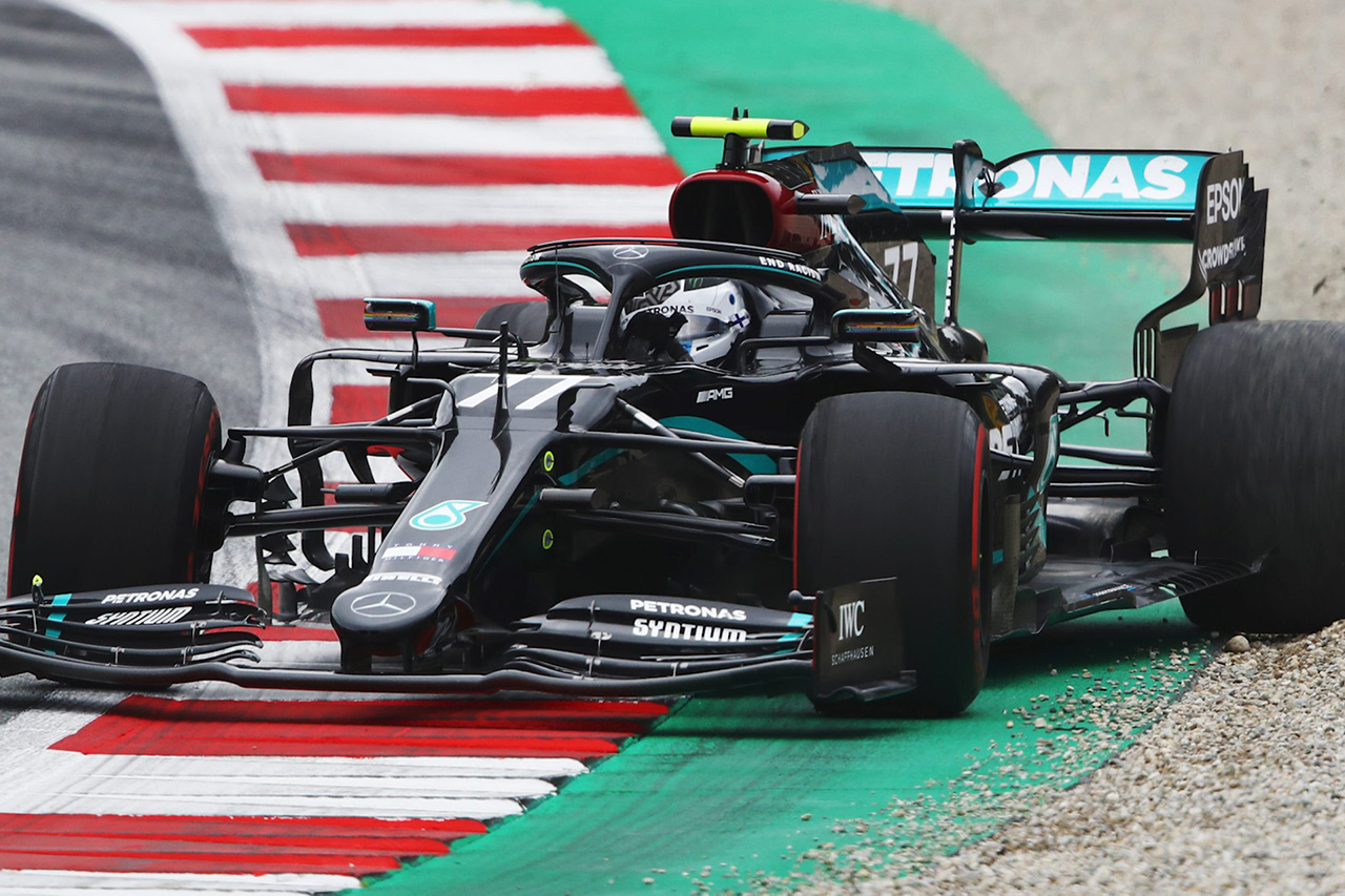 【動画】 2020年 F1オーストリアGP フリー走行1回目 ハイライト