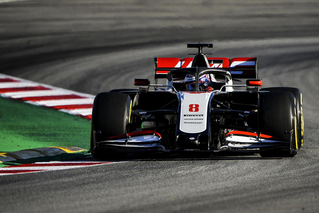 ハースF1:2020年 開幕戦F1オーストリアGP プレビュー
