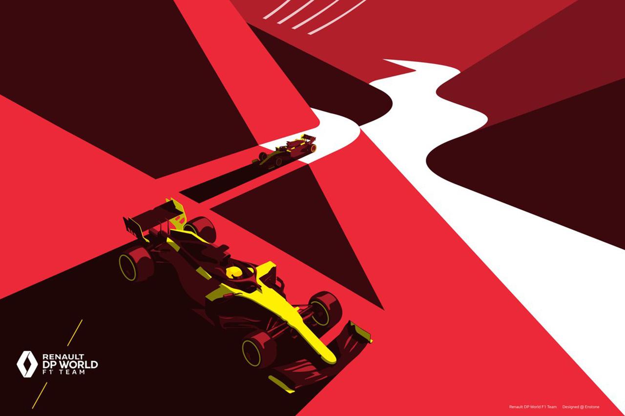 ルノーF1:2020年 第1戦 F1オーストリアGP プレビュー