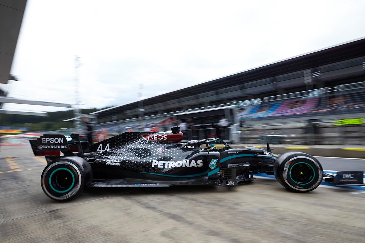 F1オーストリアGP 金曜フリー走行 : トップ10ドライバーコメント