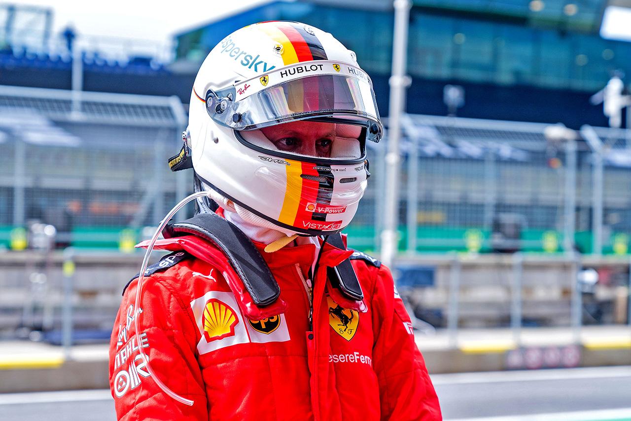 フェラーリF1代表 「ベッテルは我々の決断に完全には納得していない」