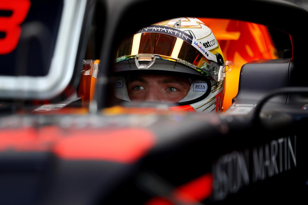 マックス・フェルスタッペン 「マシンのハンドリングはよかった」 / レッドブル・ホンダF1 オーストリアGP初日