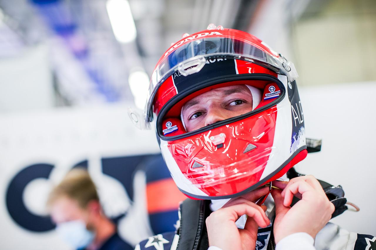 ダニール・クビアト、予選13番手「セットアップに改善がみられた」 / アルファタウリ・ホンダF1
