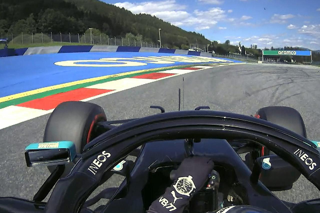 【動画】 バルテリ・ボッタスのポールラップ / F1オーストリアGP 予選