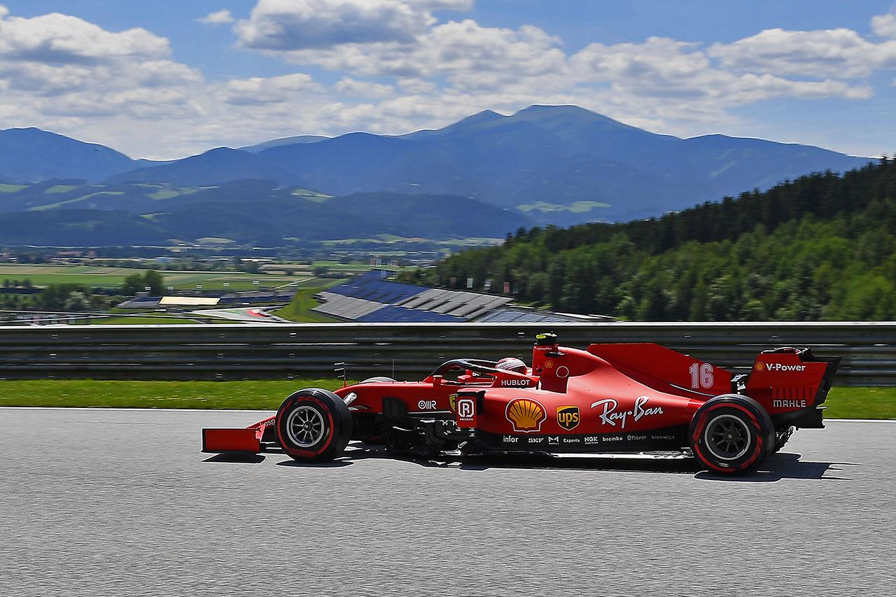 レッドブルF1、フェラーリに皮肉 「去年のエンジンは素晴らしかった」 / F1オーストリアGP予選