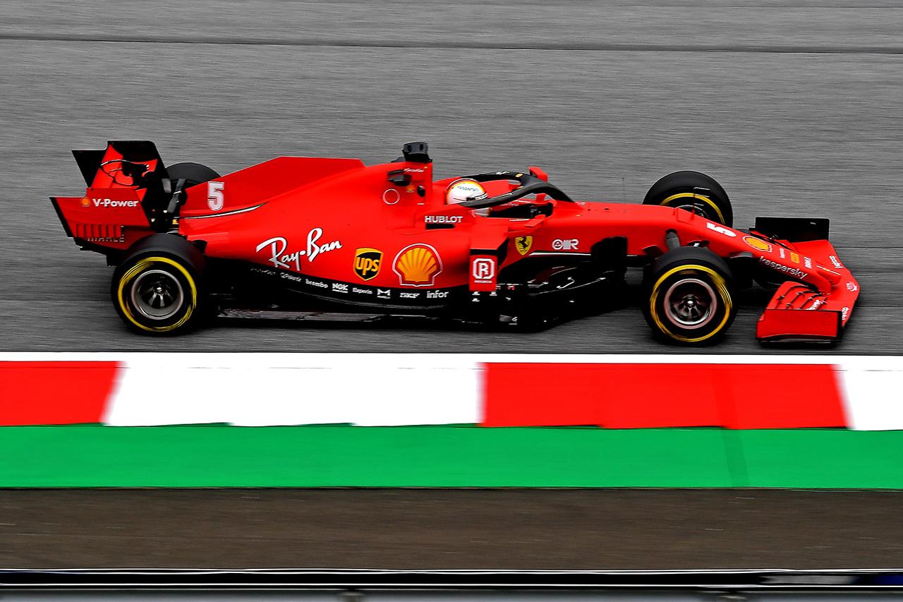 フェラーリF1エンジン勢、全6台が昨年の予選タイムを下回る / F1オーストリアGP