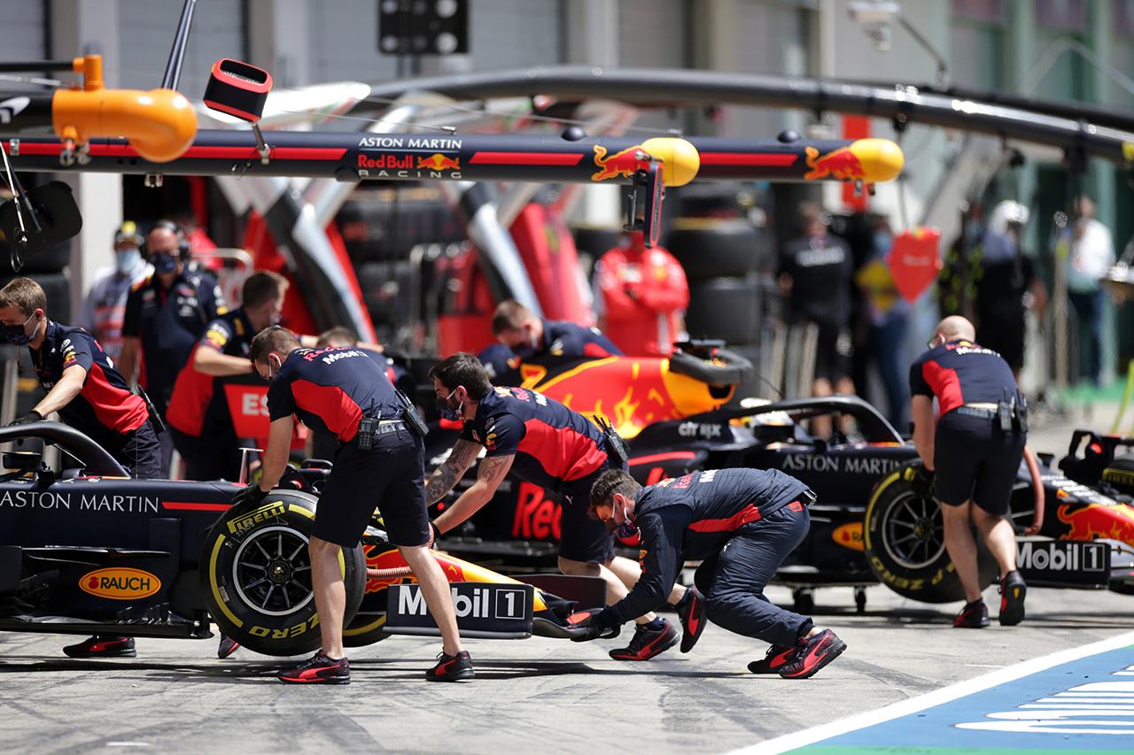 ホンダF1 「予選トップとのタイム差は小さくないがロングランは悪くない」 / F1オーストリアGP予選