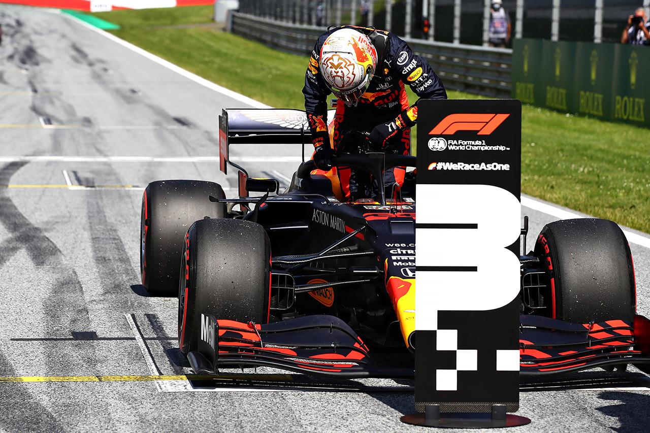 マックス・フェルスタッペン 「ポールを争うのは難しいと感じていた」 / レッドブル・ホンダF1 オーストリアGP 予選