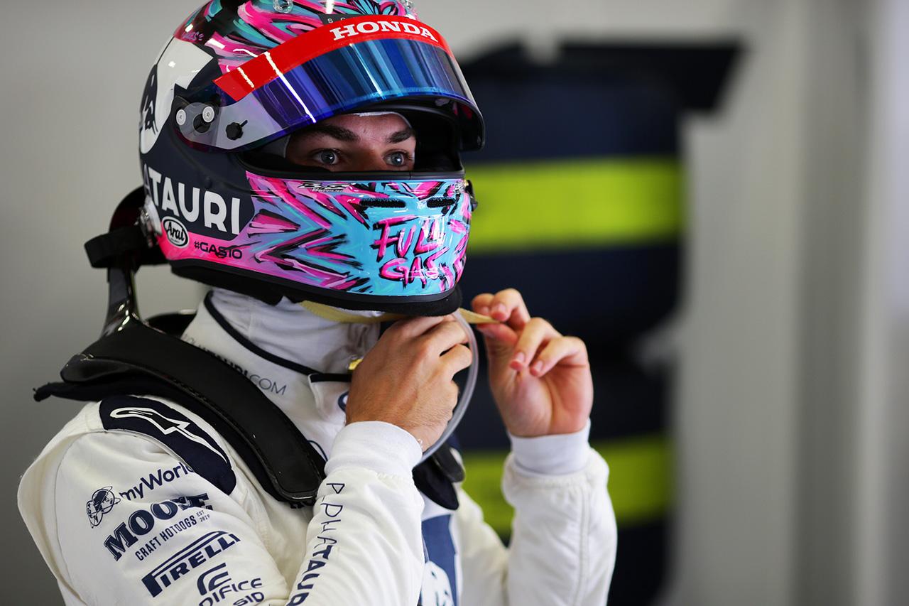 ピエール・ガスリー、予選12番手「これが今の僕たちのポジション」 / アルファタウリ・ホンダF1
