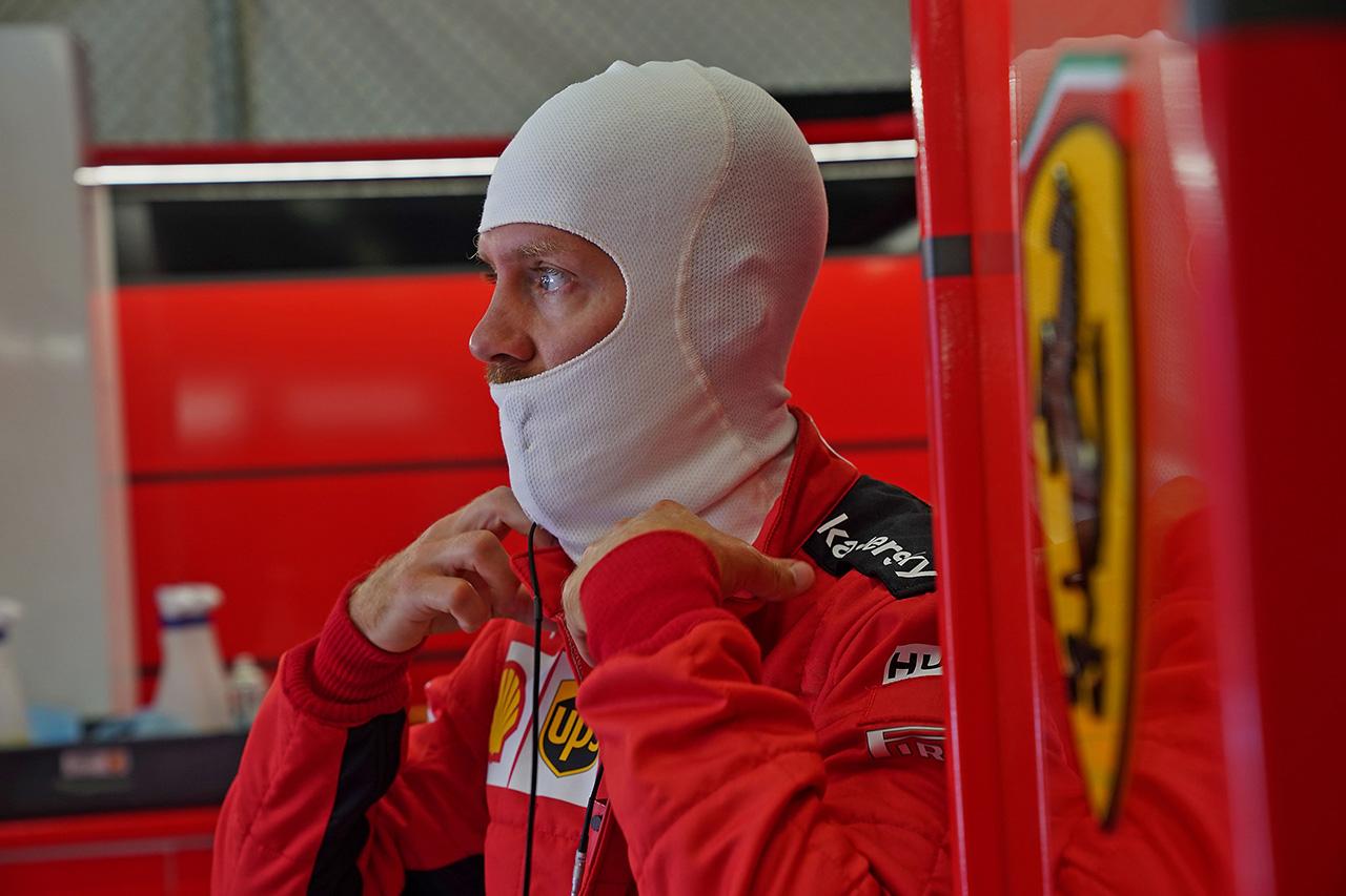 セバスチャン・ベッテル、まさかのQ2敗退に落胆 「驚いている」 / フェラーリF1 オーストリアGP予選