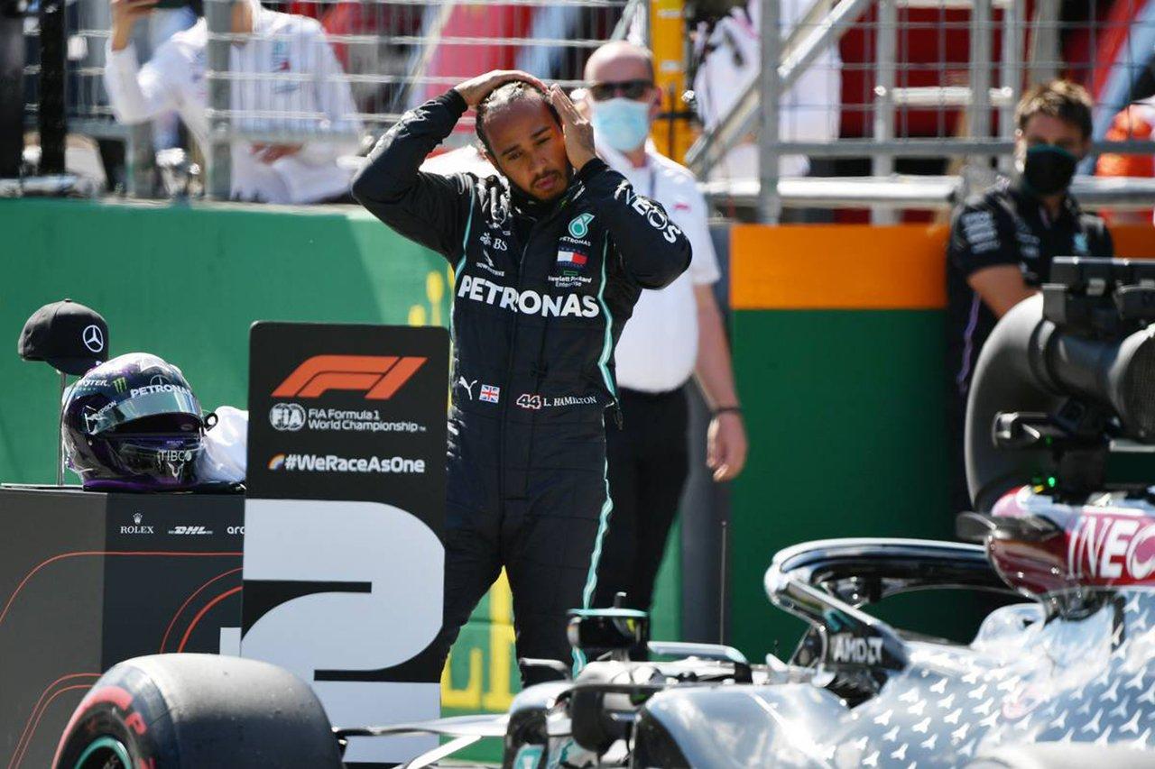 ルイス・ハミルトン、3グリッド降格ペナルティ / F1オーストリアGP