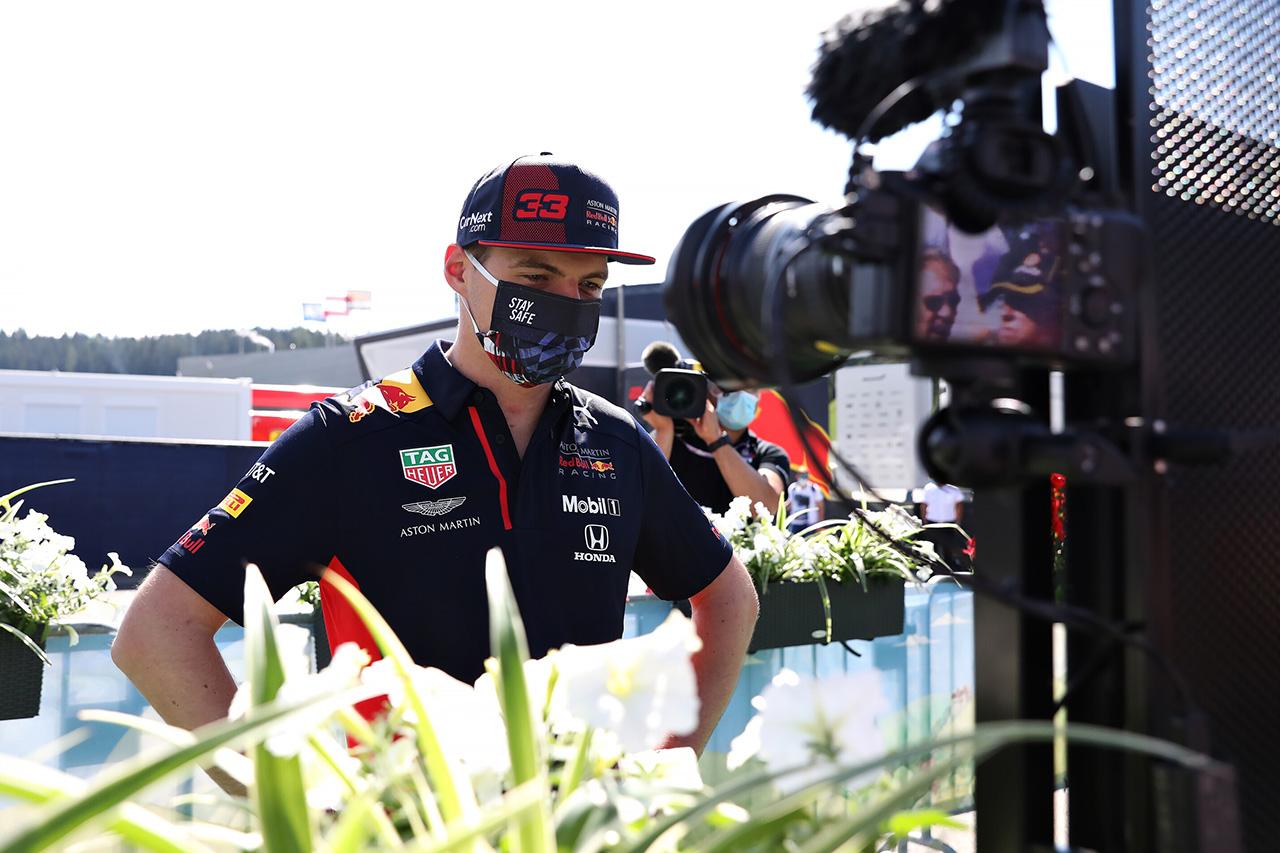 マックス・フェルスタッペン 「メルセデスF1は異なるレベルにいた」 / レッドブル・ホンダF1 オーストリアGP予選
