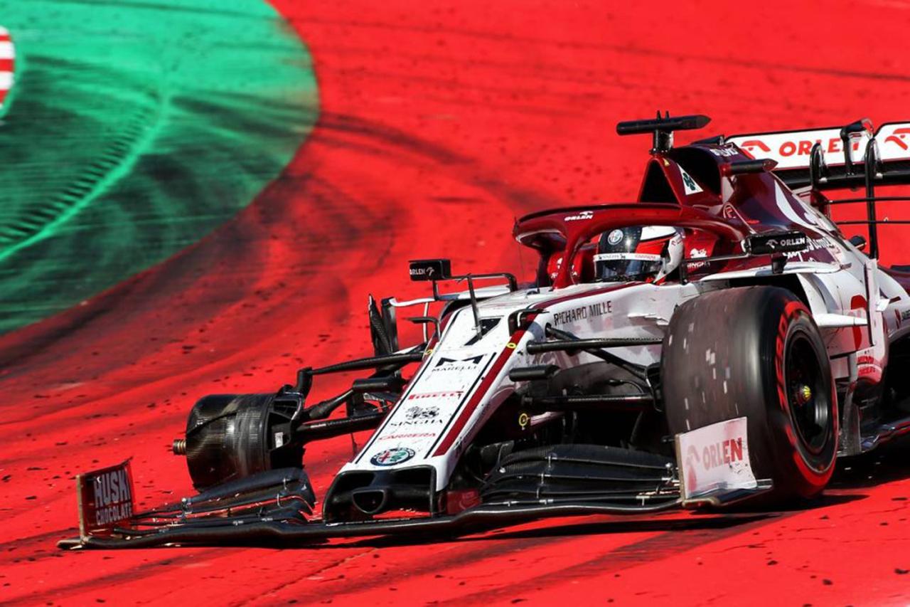 F1オーストリアGP:リタイアを喫した9名のドライバーのコメント