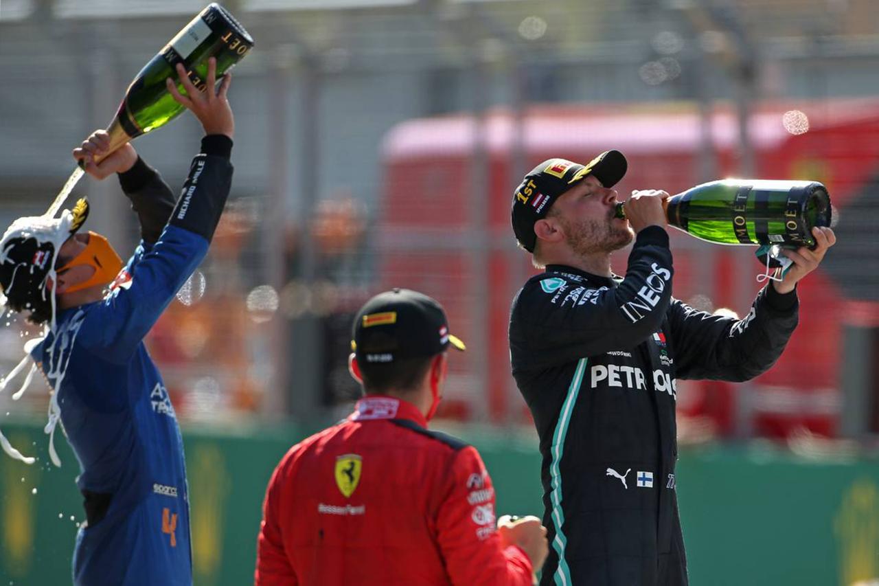 F1オーストリアGP 決勝:完走した11名のドライバーのコメント