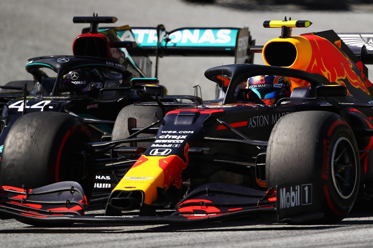 ルイス・ハミルトン、ペナルティに不服? 「レーシングインシデント」 / F1オーストリアGP