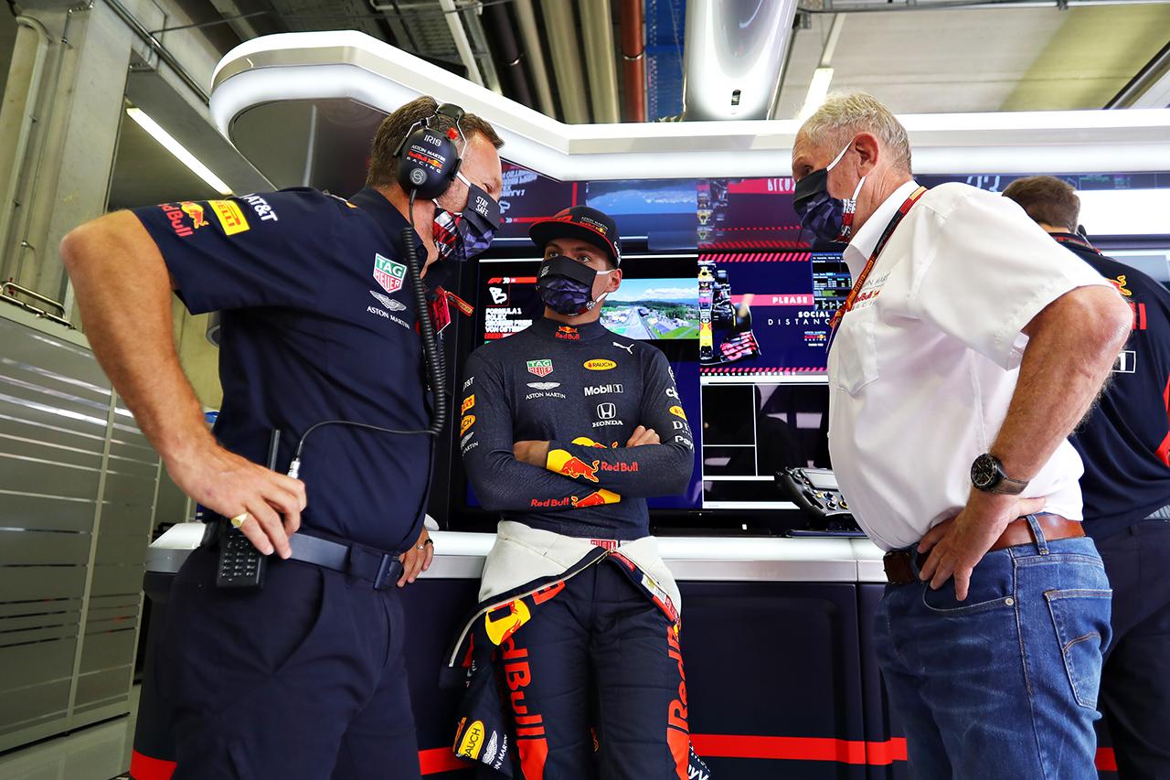 マックス・フェルスタッペン 「表彰台は手堅いと感じていた」 / レッドブル・ホンダF1 オーストリアGP
