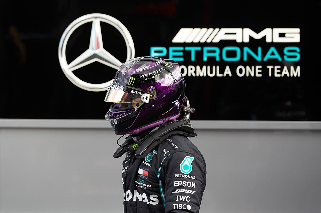メルセデスF1 「ルイス・ハミルトンへの5秒ペナルティは厳しすぎる」 / F1オーストリアGP