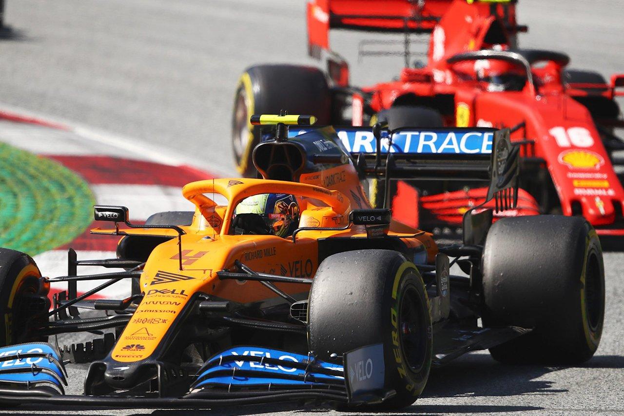 【動画】 2020年 F1オーストリアGP 決勝 ハイライト