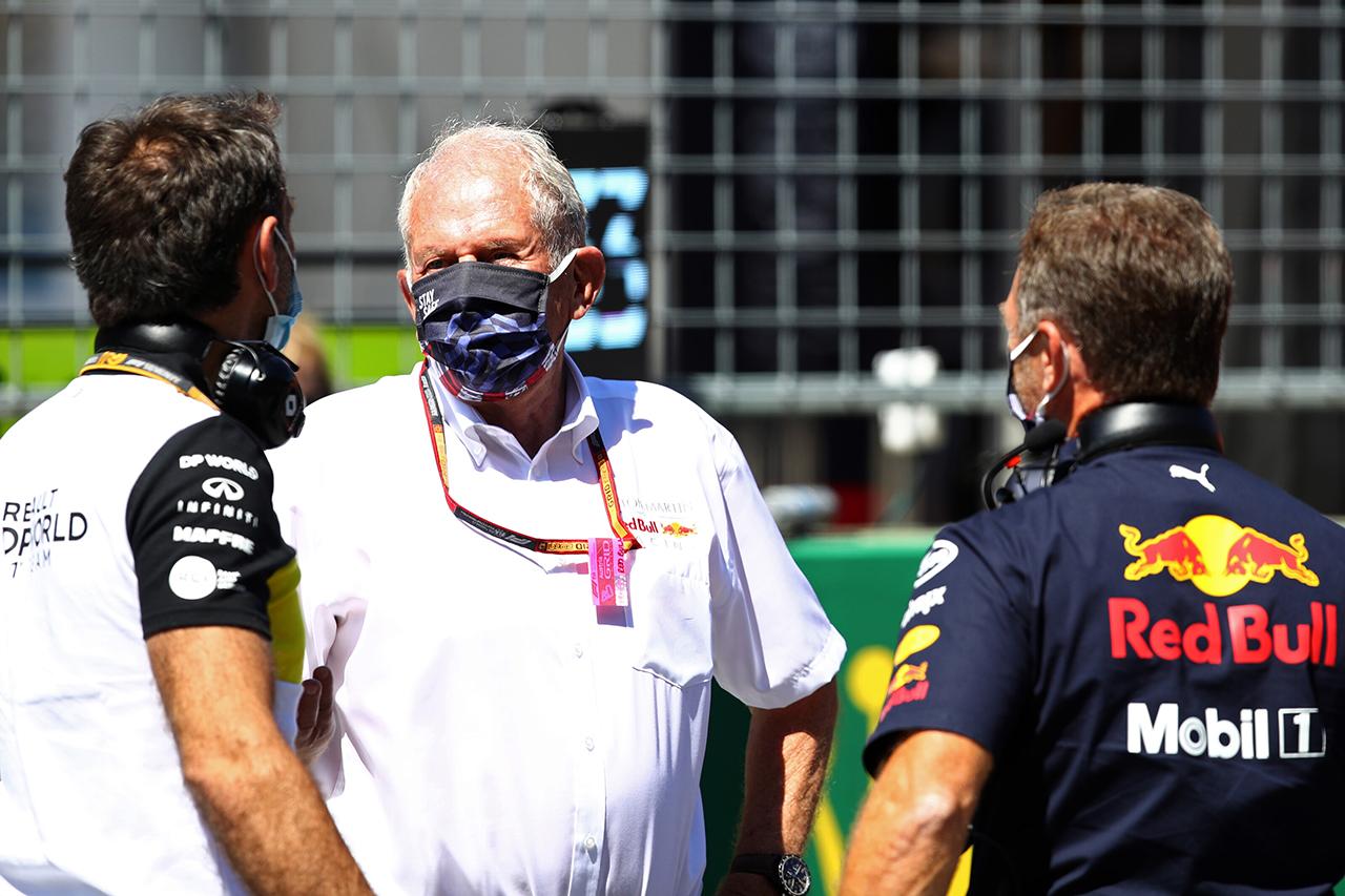 レッドブルF1首脳、ルイス・ハミルトンに激怒「勝てるレースを潰された」 / F1オーストリアGP