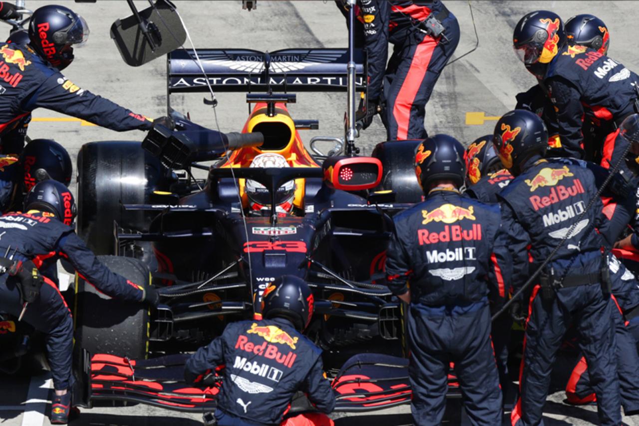 マックス・フェルスタッペン 「突然マシンがアンチストールに入った」 / レッドブル・ホンダF1 オーストリアGP 結果