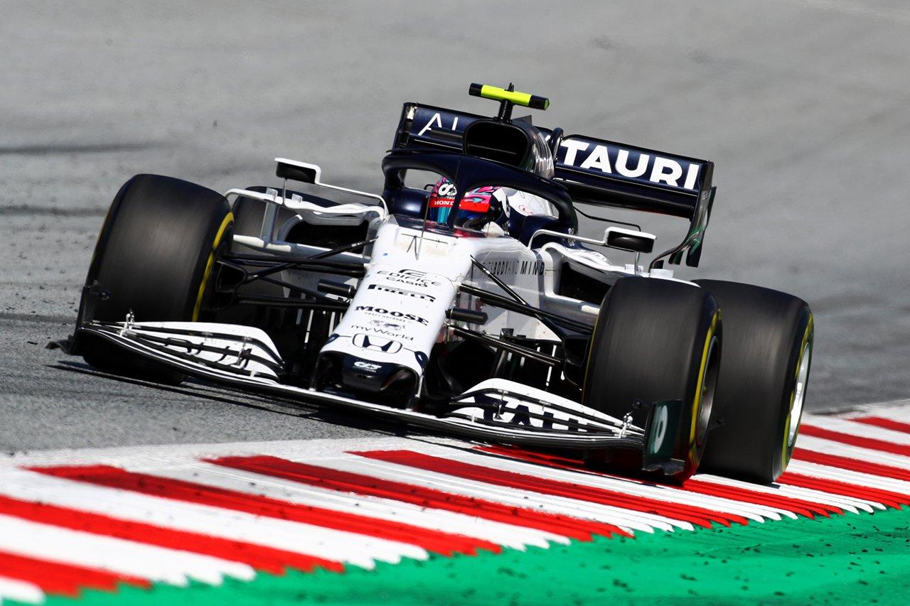 ピエール・ガスリー 「10周目にリタイアを選択しかけていた」 / アルファタウリ・ホンダF1 オーストリアGP