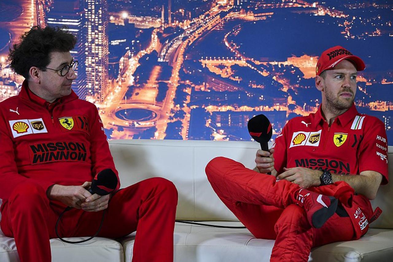 マーク・ウェバー 「ベッテルはすぐにでもフェラーリF1を去った方がいい」