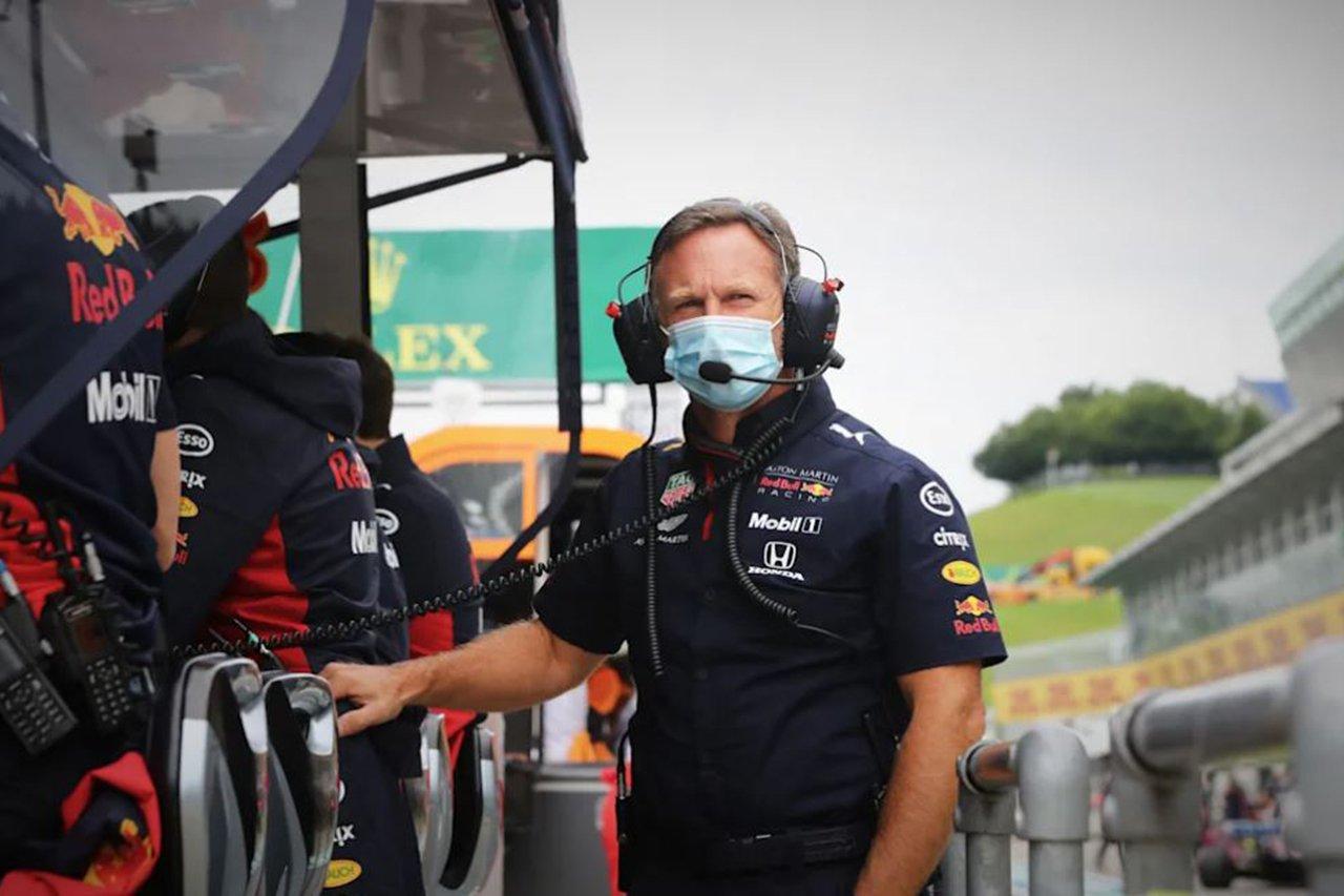 レッドブル・ホンダF1 「全レースを優勝決定戦のように臨む必要がある」