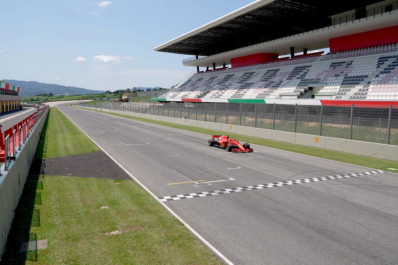 フェラーリF1、ムジェロ・サーキットで1000回目のグランプリが実現
