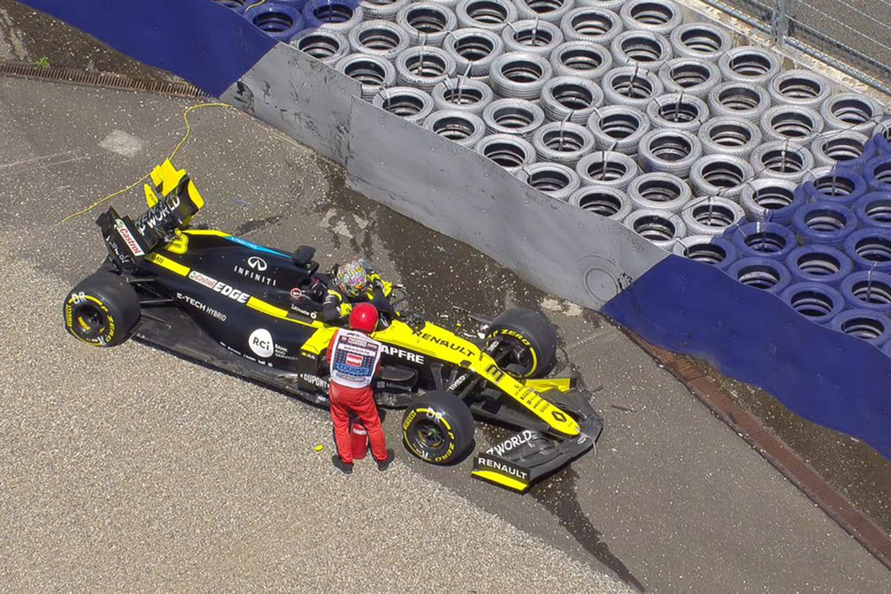 【速報】 F1シュタイアーマルクGP FP2 結果:フェルスタッペンが首位