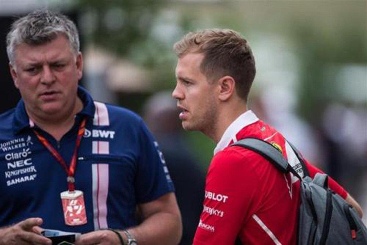 レーシング・ポイントF1チームもセバスチャン・ベッテルの起用に「ノー」