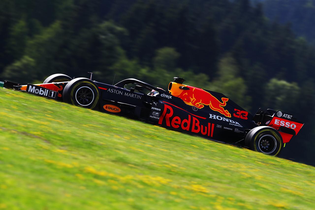 F1シュタイアーマルクGP 金曜フリー走行:トップ10ドライバーコメント