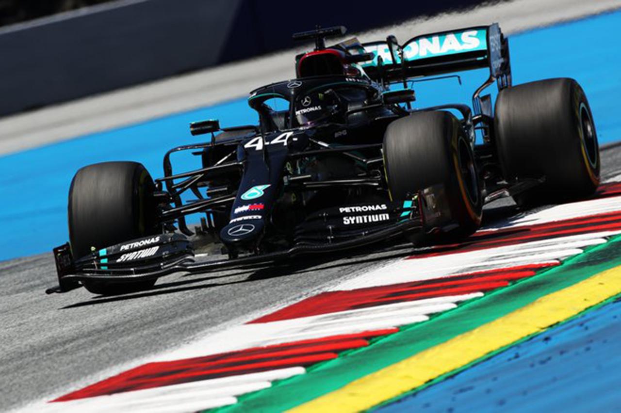 メルセデスF1、ハミルトンのペース不足に困惑「見当がつかない」 / F1シュタイアーマルクGP 初日