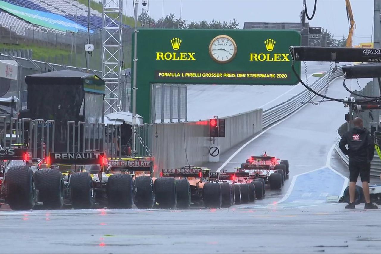 【速報】 F1シュタイアーマルクGP 予選Q1:ホンダF1勢は全4台が通過