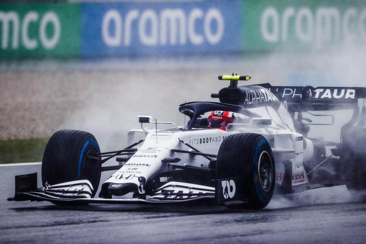 【速報】 F1シュタイアーマルクGP 予選Q2:ホンダF1勢は3台が通過