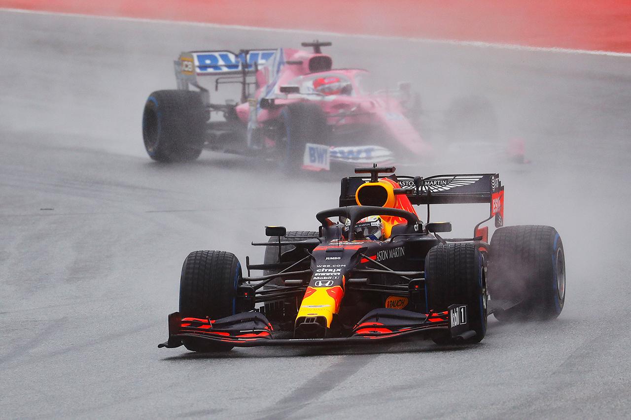 【速報】 F1シュタイアーマルクGP 予選結果:フェルスタッペンは2番手