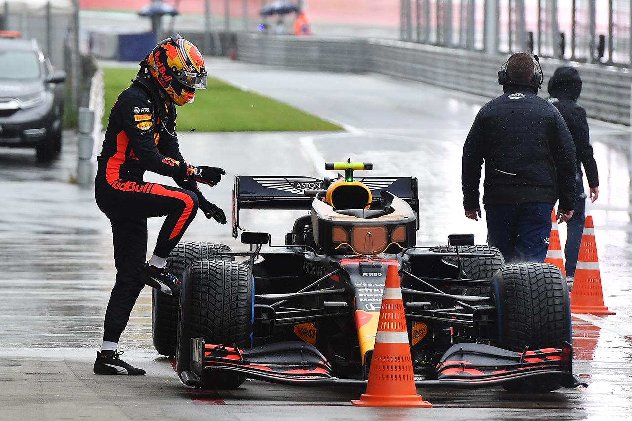 アレクサンダー・アルボン 「ミスがなければ3番手になれたと思う」 / レッドブル・ホンダF1 シュタイアーマルクGP 予選