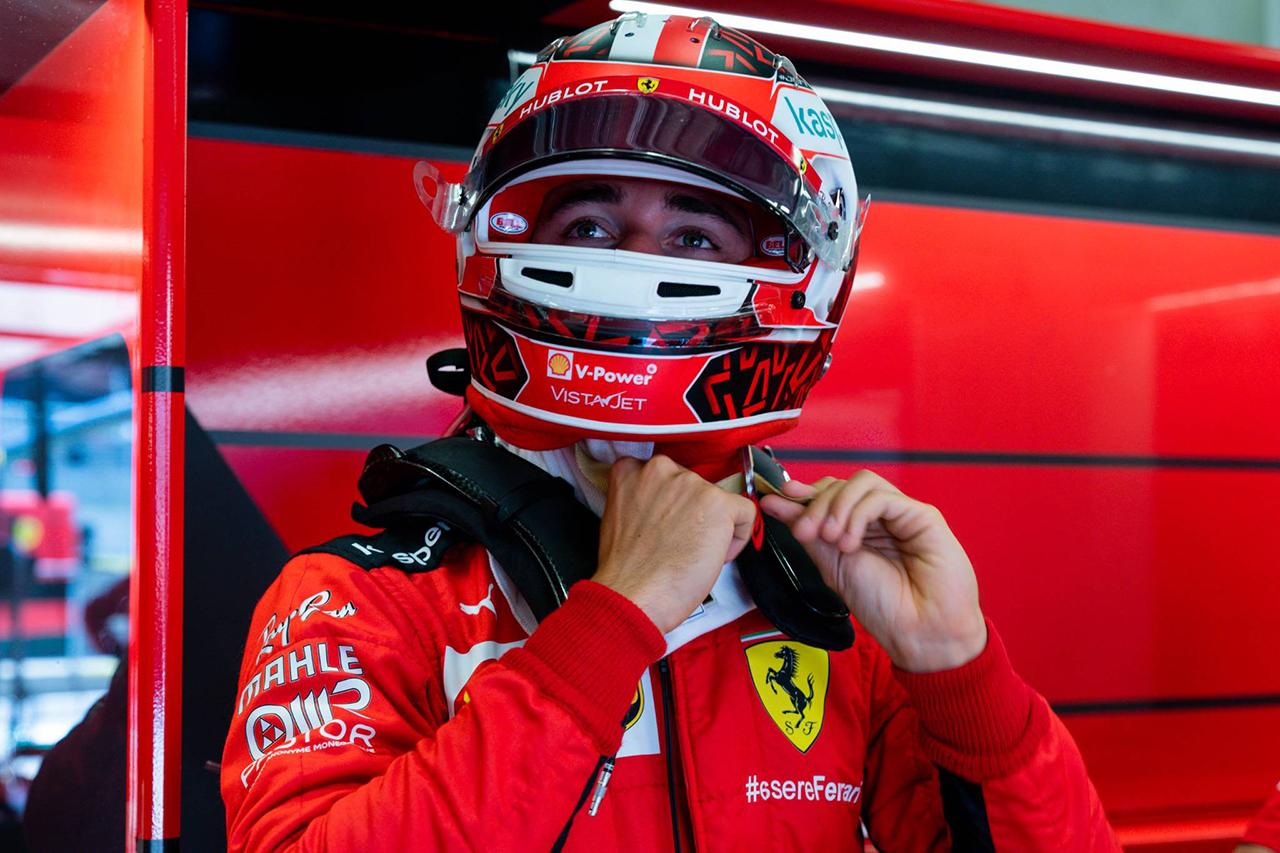 シャルル・ルクレール、予選での進路妨害で3グリッド降格 / フェラーリ F1シュタイアーマルクGP