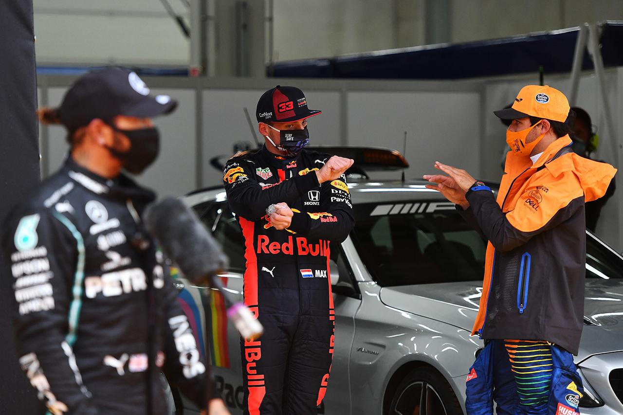 F1シュタイアーマルクGP 予選:トップ10 ドライバーコメント