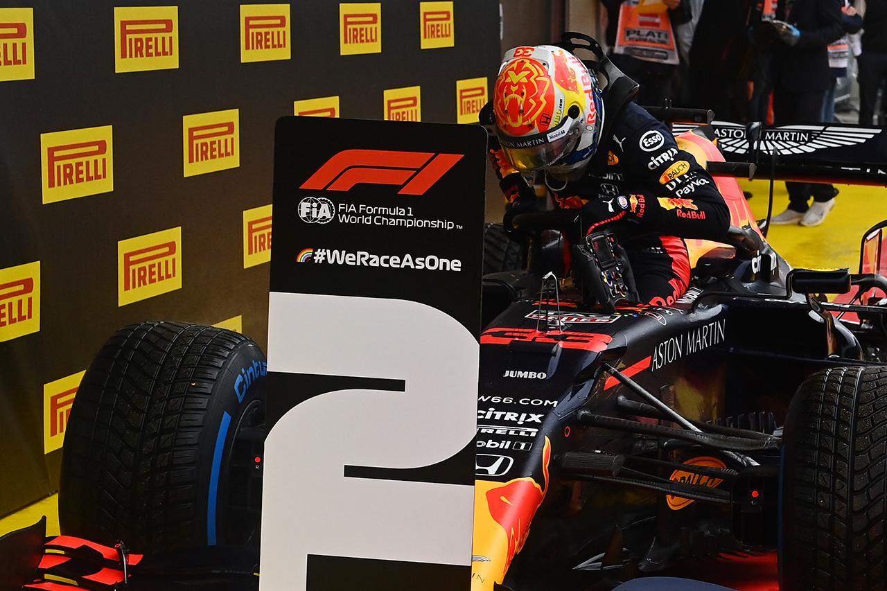 ホンダF1、3台がQ3に進出 「レースに向けていいグリッドポジション」 / 第2戦 F1シュタイアーマルクGP 予選