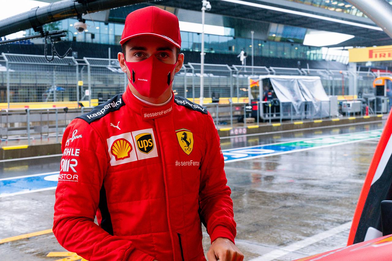 シャルル・ルクレール 「上位勢とのギャップにはかなり驚いている」 / フェラーリF1 シュタイーマルクGP 予選