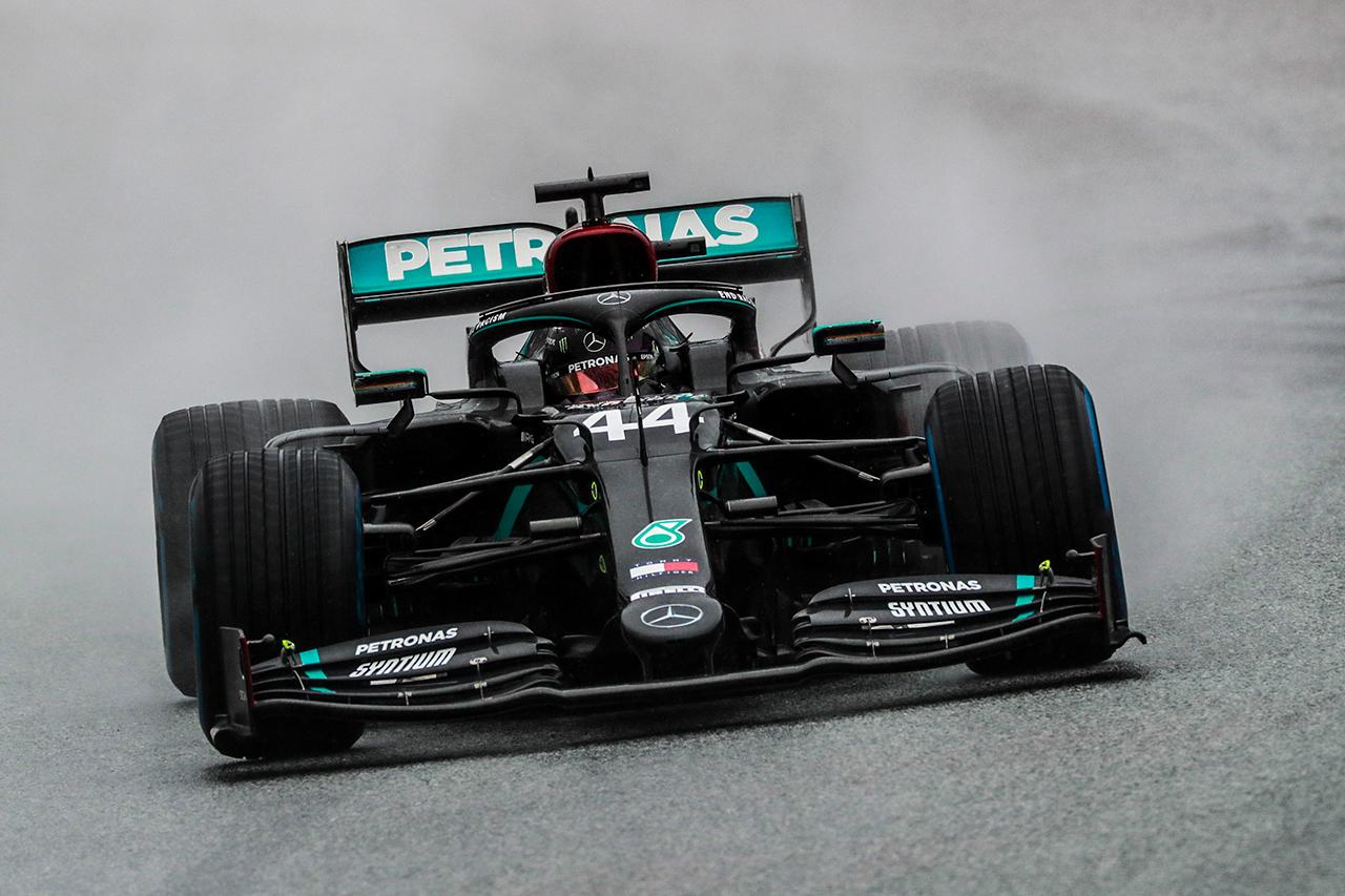 メルセデスF1、ハミルトンのラップを絶賛「この世のものとは思えない」 / F1シュタイアーマルクGP 予選